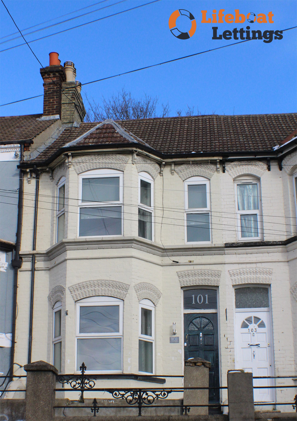 Luton Road Chatham Lifeboat Lettings